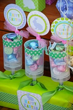 Throw A Spring Party With 7 Free Easter Printables