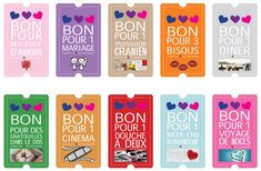 Bon pour.pdf Advent, Diy Projects For Couples, Cadeau Couple, Love Challenge, Easy Gifts, Sticker Paper, Gifts For Him, Christmas Diy, Diy And Crafts