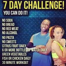 #7 day challenge #no carbs #no sugar
