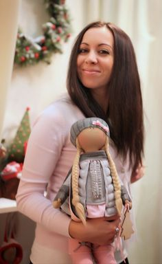 T Cone e sua boneca