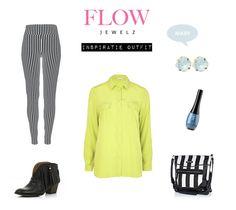 Flow Jewels inspiratie outfit
