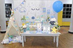 Chá de bebê doces sonhos: decoração, doces, bolos cenográficos, painel, etc... Lindas ideias para você se inspirar. Criado pela mamãe.