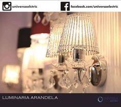 A arandela é um item de iluminação de muita importância e utilidade nas casas. Elas podem se encaixar onde você quiser pois é um item que proporciona flexibilidade. Procure o modelo que precisa e adquira já a sua arandela. UNIVERSA ELECTRIC - Rua Tomaz Gonzaga 355 Centro Guanambi/Bahia  (77) 3452-1390.  (77) 9 9171-2415  (77) 9 9867-0473 Venha para a Universa  #iluminação #luxo #arquitetura #design #interiores #Guanambi #architecture #beautiful #designer #art #archdaily #modern #interiorismo…