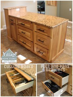 Kitchen Drawers For Pots And Pans an inverted sinkbase #cabinet used for an electric cooktop. large
