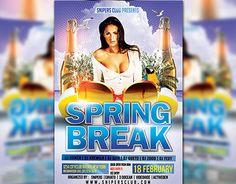 "Check out new work on my @Behance portfolio: ""Spring Break"" http://be.net/gallery/34643631/Spring-Break"