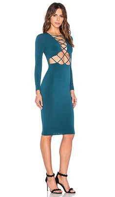Shop for Nookie Tropicana Long Sleeve Dress in Petrol at REVOLVE. Free 2-3 day shipping and returns, 30 day price match guarantee.