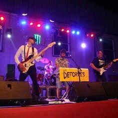 Crónica concierto Los Deformes