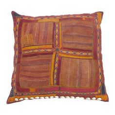 Woman Of The Dunes cushion