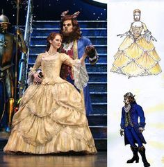 La Bella y la Bestia de Disney - Blog: El musical alrededor del mundo: Madrid (2007)