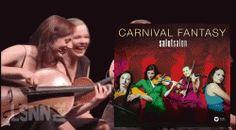 #SalutSalon CARNIVAL FANTASY DAL 12 FEBBRAIO http://www.ladysilvia.com/it/ladysilvia/24354/musica/0/ #SaintSaëns #CarnivalFantasy #SalutSalon via @ladysilviait  Le Salut Salon, musiciste di formazione classica con un mix di talento, ironia e fascino si esibiranno come ospiti al Festival di Sanremo nella seconda serata, Mercoledì 10 Febbraio. - LSNN.NET