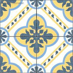 Cement Tile Shop - Encaustic Cement Tile Algeria