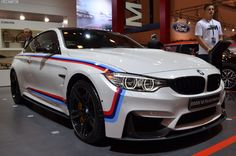 BMW F82 M4 with M Performance Accessories at 2014 Essen Motor Show