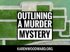 Outlining a Murder Mystery | Have you ever wondered how to write a book? Here is the initial alpha draft of the outline for a murder mystery. I'm not saying this is the ONLY way to write a story, it's just one way. #writing #amwriting