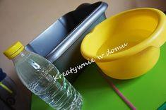 Balonowo-wodne eksperymenty | Kreatywnie w domu Water Bottle, Drinks, Art, Drinking, Beverages, Drink, Kunst, Beverage, Art Education