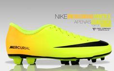 c1f12d8b6f Confira a Nova Nike Mercurial Vortex  R  199