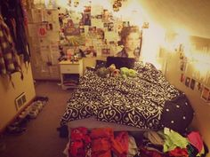 tumblr bedrooms | tumblr room # tumblr bedrooms # hipster # bedroom ideas