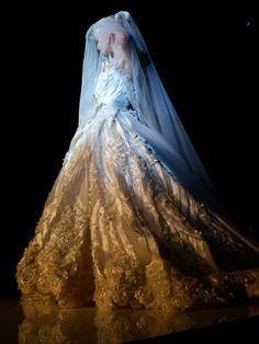 Tex Saverio Bridal Collection 2012   Rachel Abygail