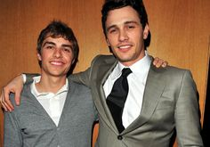 David Franco and James Franco.