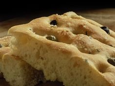 Make It: Super-Duper Easy Focaccia Bread - Best Recipes Italian Pasta Recipes, Food For A Crowd, Best Appetizers, Food Menu, No Cook Meals, Good Food, Baking, Healthy Living, Kitchens
