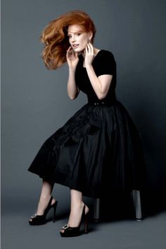 Jessica Chastain - 2011 photoshoot