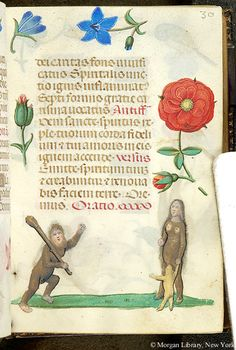 Book of Hours, MS S.7 fol. 30r - Images from Medieval and Renaissance Manuscripts - The Morgan Library & Museum