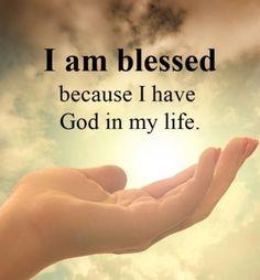 I am blessed! Prayer Quotes, Bible Verses Quotes, Faith Quotes, Wisdom Quotes, True Quotes, Scriptures, Motivational Quotes, Religious Quotes, Spiritual Quotes