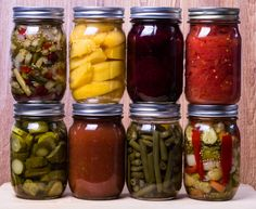 It's all about home canning today, and some important do's and don'ts. If you're like me, you love seeing all those jars lined up on our food storage shelves. Home Canning, Canning Jars, Canning Recipes, Mason Jars, Canning Vegetables, Veggies, Pressure Canning, Dehydrated Food, Food Waste