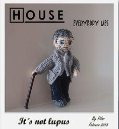 #amigurumi #house