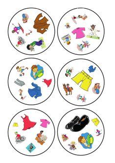 English Games For Kids, English Activities, Home Activities, Kindergarten Art, Matching Games, Activity Games, Teaching English, Pre School, Board Games