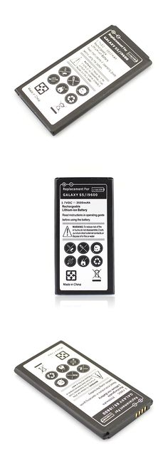 For Samsung S5 3500mAh Cell Phone Replacement Battery For Galaxy S5 i9600 Mobile Phone Replacement Extended Battery Batteria