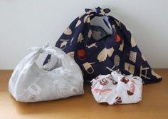 たった10分で完成!100均の手ぬぐいでできる「あずま袋」の作り方 | Sumai 日刊住まい