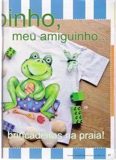 Pinceladas Nº18 - Alice Pinto - Álbuns da web do Picasa