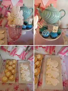 Alice in Wonderland party by Party Envy By Charlene #parties #party #partydecor #aliceinwonderland #cookies