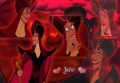 "Jafar from ""Aladdin"""