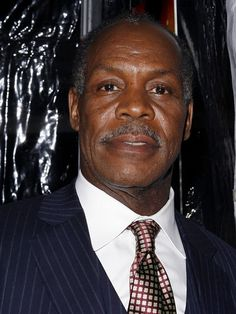 Danny Glover  - Epilepsy. Bet you didn't know that!