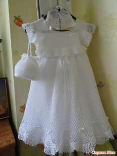 Rochie de bal nostru - tricotat pentru copii - domiciliu mame