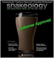 The Newest Chocolate Formula December 2012! It is Delicious and still carries the 30 day money back guarantee. Why not try it?