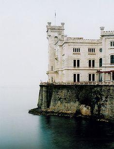 Trieste, Italy #travel.   ■⁅ຮt⁅vᾀṈ