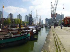Rotterdam Port #Holland #Netherlands