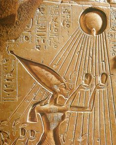 Were some of the alien UFO travellers from ancient Egypt?