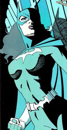 Batgirl by Jim Balent & Rick Burchet