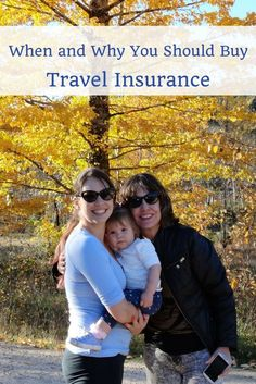 A travel advisor's advice on when and why you should purchase travel insurance.