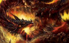 Dragon Roar By SkaiChu
