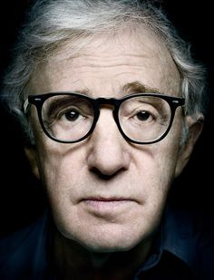 """mesportraitsfavoris: """" Today is Woody Allen's 81st birthday. """"What if nothing exists and we're all in somebody's dream?"""" Photo:Platon """""""