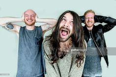 Maybe my favourite picture of the biffy boys Much Music, Music Is Life, Biffy Clyro, Irish Rock, Cool Bands, Beautiful People, Punk, Celebrities, Boys