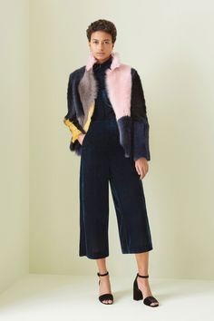 WHISTLES -  Fall '17  -  RTW.  ~ ***(The jacket, ONLY if it were FAUX fur❗️)