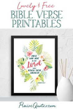 Join our Bible Verse printables of the month club! You will receive a FREE monthly printable, one of our special designs. Each file is a pdf that you can print from your computer. Put up one of our beautiful prints on every wall in your house and really start to memorize and meditate on the word of God. #scripture #scriptureart #praisequotes Christian Women, Christian Living, Christian Quotes, Praise Quotes, Printable Bible Verses, Bible Verse Art, Free Bible, Christian Inspiration, Word Of God