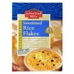 Arrowhead Mills Rice Flakes Sweetened Cereal 12 ozpack of 3 * You can get more details by clicking on the image.
