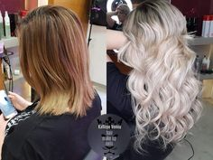 Hair transformation for Andriana !  Μια ριζική και πολύ δύσκολη αλλαγή ήταν αυτή της Ανδριάντας! Τα μαλλιά μας ήρθαν ήδη αρκετά ταλαιπωρημένα και έπρεπε να επενδύσουμε στην υγεία άλλα και να πετύχουμε το ιδανικό τελικό αποτέλεσμα που επιθυμούσε!  Με την Ανδριάνα :  ☆Make Over  ☆Babylights back to back  ☆Color for the rest of the hair ☆Shadow roots ☆Toner  ☆Emergency therapy ☆Haircut ☆Tape in hair extensions  ☆Second Haircut  ☆Styling  ☆Photoshooting