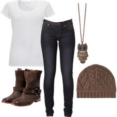 browns :), created by teneshasanchez on Polyvore